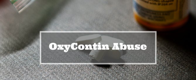 About Oxycontin Abuse in Teens